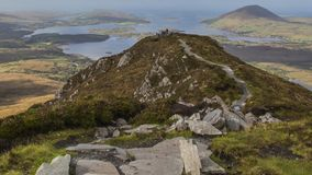 Connemara National Park - Ireland Stock Images