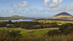 Connemara National Park - Ireland Stock Image