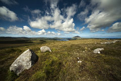connemara park narodowy Fotografia Royalty Free