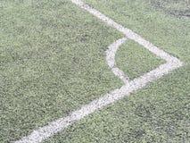 Conner футбола Стоковая Фотография