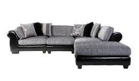 Conner del sofá de la elegancia Fotos de archivo libres de regalías