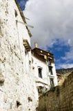 conner spokoju świątynia Tibet Fotografia Royalty Free