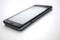 Connessione USB del telefono cellulare Fotografie Stock Libere da Diritti