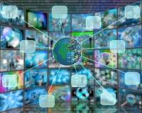 connettività immagine stock libera da diritti