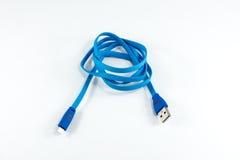 Connettore del lampo per il iPhone 5 Fotografia Stock Libera da Diritti