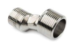 Connettore dell'eccentrico del rubinetto Fotografia Stock Libera da Diritti