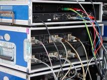Connettori Fotografie Stock Libere da Diritti