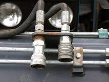 Connettori rapidi Immagine Stock Libera da Diritti