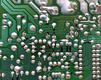 Connexion électrique Photo stock