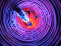 Connexion Images libres de droits