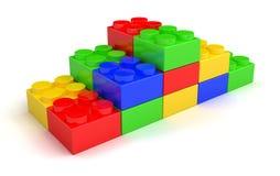 Connexion de puzzle Images libres de droits