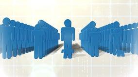 Connexion réseau sociale banque de vidéos