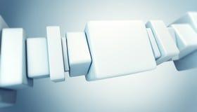 Connexion symbolique Photos stock