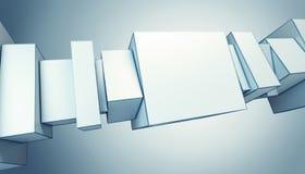 Connexion symbolique Photographie stock libre de droits