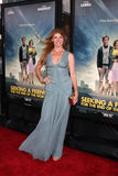 Connie Britton arrives at the  Royalty Free Stock Photography