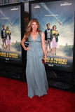 Connie Britton arrives at the  Stock Photo