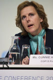 Connie Hedegaard Royalty Free Stock Photo