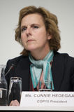 Connie Hedegaard stock photography