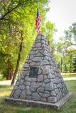 Connor Battlefield State Historic Site foto de stock