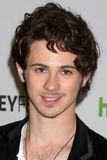 Connor Paolo. LOS ANGELES - MAR 11:  Connor Paolo arrives at the Revenge Event at PaleyFest 2012 at the Saban Theater on March 11, 2012 in Los Angeles, CA Stock Images