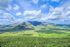 Connor Pass, Ireland Royalty Free Stock Image