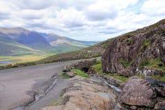 Connor Pass, Irlanda Imagens de Stock