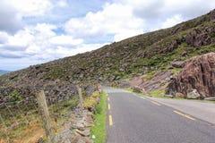 Connor Pass, Irlanda Foto de Stock Royalty Free