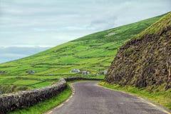 Connor Pass, Irlanda Imagem de Stock Royalty Free