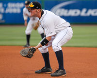 Connor Spencer Charleston RiverDogs Royalty Free Stock Images