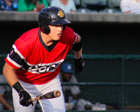 Connor Spencer Charleston RiverDogs Stock Photo