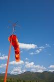 Cono de viento Fotos de archivo