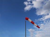 Cono de viento Imagenes de archivo