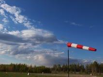 Cono de viento Imágenes de archivo libres de regalías
