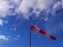 Cono de viento Foto de archivo