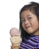 Cono di gelato Immagine Stock Libera da Diritti