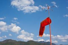 Cono di vento Fotografie Stock Libere da Diritti