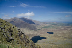 Conor pass, dingle,kerry,Ireland Royalty Free Stock Photography