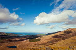 Conor Pass, Ireland Stock Images