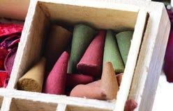 Conos aromáticos del fango Imágenes de archivo libres de regalías