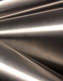 Conos pulidos del metal Foto de archivo libre de regalías