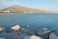 Conque Marbella de La Photo libre de droits