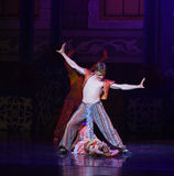 """Conqueror- ballet """"One Thousand and One Nights"""" Stock Photos"""