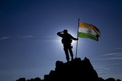 Soldier Indian Flag Stock Images Download 266 Royalty Free Photos