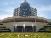 Conrad Luxury Hotel, Uruguay Royalty Free Stock Photo