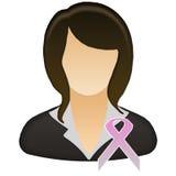 Consapevolezza del cancro al seno Immagine Stock Libera da Diritti