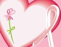 Consapevolezza del cancro della mammella Immagine Stock
