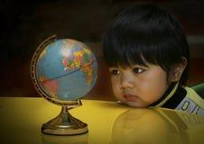 Consciência ambiental Imagens de Stock