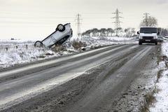 Conscience de l'hiver Image libre de droits