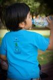 Conscience environnementale images libres de droits