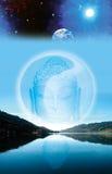 Conscience pure Image libre de droits